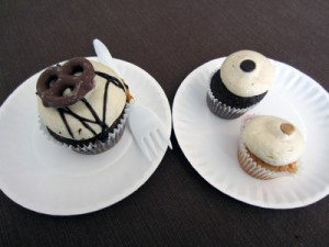 Sweet treats at A Cupcake A Day in Medina.