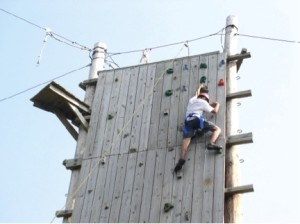 Activities at Camp Carl provide leadership opportunities for teens as well as fun activities.