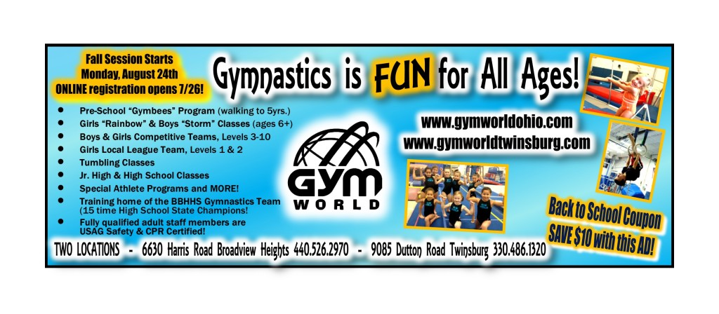 GW FALL BOTH GYMs 2inch AD 2015