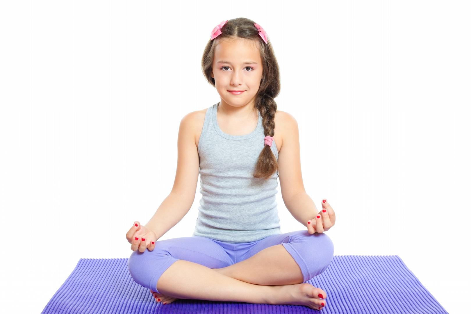 Yoga For Teenage Girls