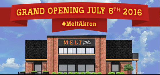 Local Favorite Melt Bar And Grilled Opening Akron Location