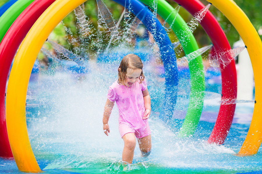 Beat The Heat With Northeast Ohio Splash Pads