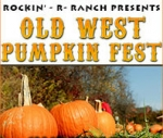 Old West Pumpkin Fest at Rockin'-R-Ranch