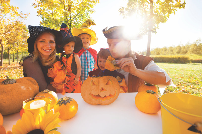 2016 Northeast Ohio Halloween Events