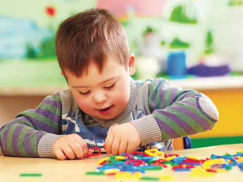 Early Intervention And The Transition To Preschool For Children With