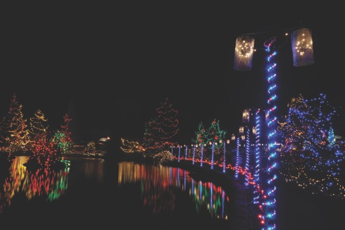 northeast ohio 2016 holiday light displays