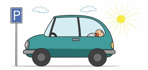 hot cars and kids facts about vehicular heat stroke