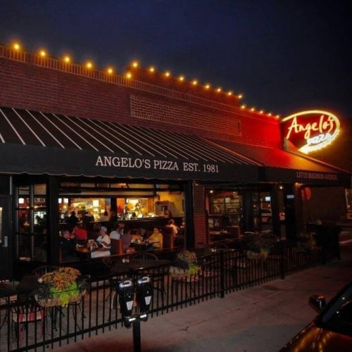 Angelo's wins for best pizza in Cleveland