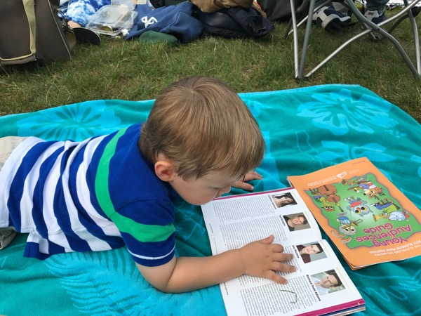 Kid-friendly Cleveland Orchestra concerts at Blossom Music Center