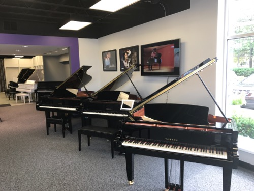 Solich Piano serves the greater Cleveland and Akron areas