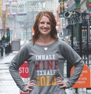 Cleveland parent blogger Jen Rome