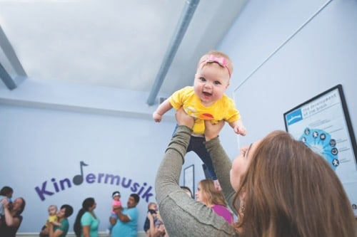 Kindermusik voted best music class for kids