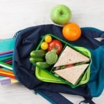 healthy and safe school lunches