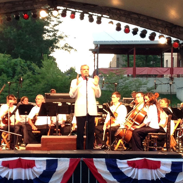 Akron Symphony Orchestra summer concert series