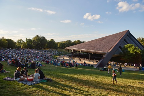 Cleveland Orchestra at Blossom Music Center