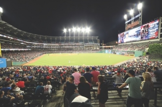 The Cleveland Indians at Progressive Field