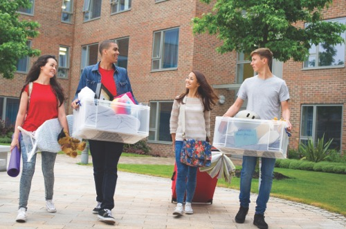What to pack for your college student's dorm room