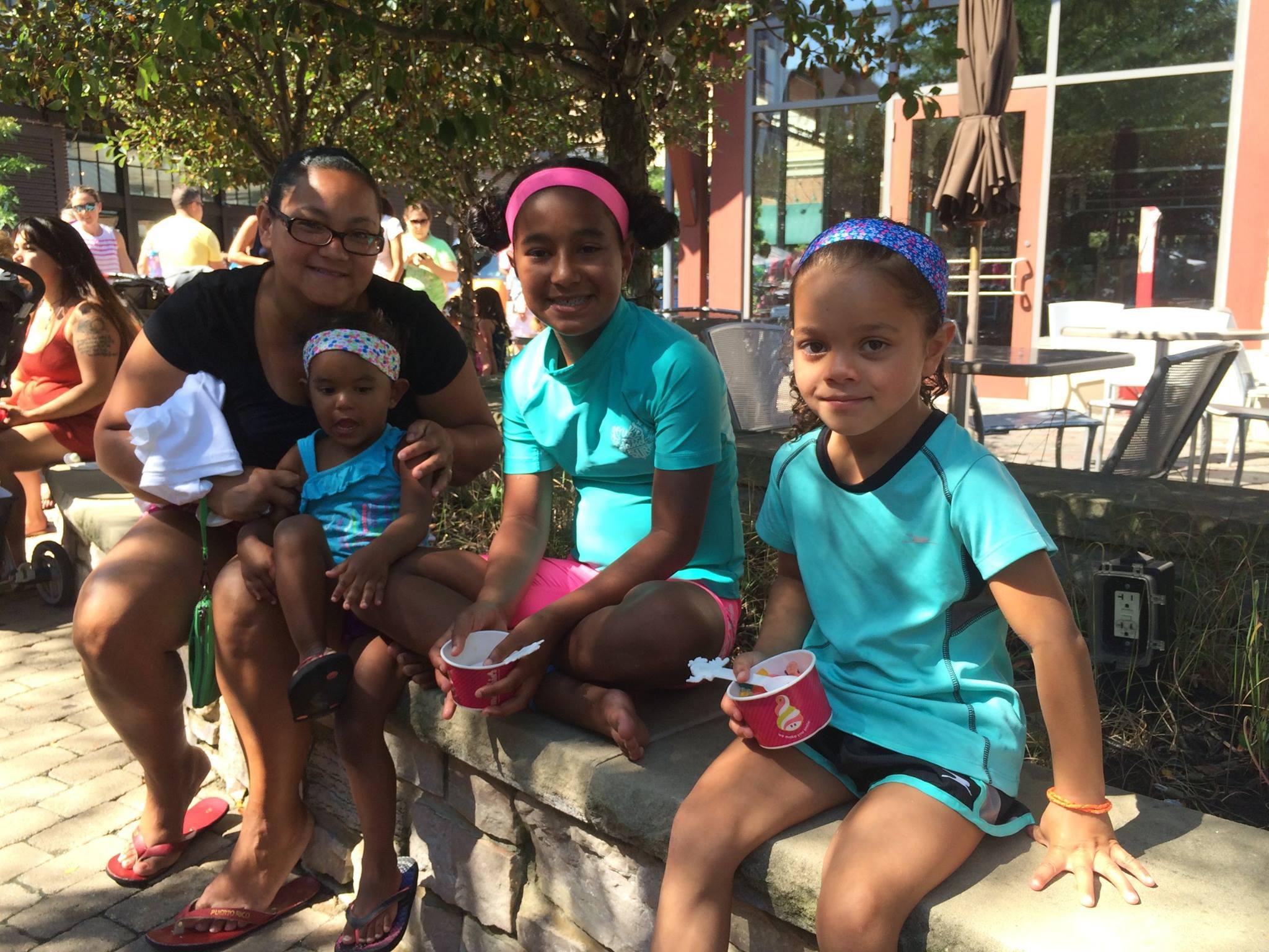 Family-friendly event at Crocker Park in Westlake