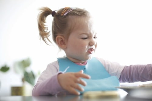 Food chaining for kids who are picky eaters