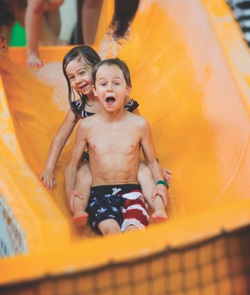Kalahari Resort is among the best water parks in Ohio