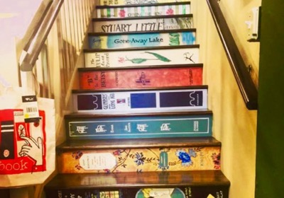 Appletree Books in Cleveland, Ohio