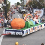 Fall events in Ohio: Barnesville Pumpkin Festival