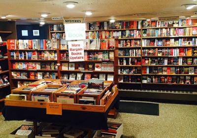 Fireside Bookshop in Cleveland, Ohio