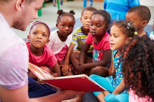 Ways to volunteer at your child's preschool