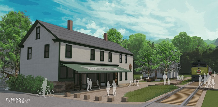 Boston Mills Visitors Center to open in 2019