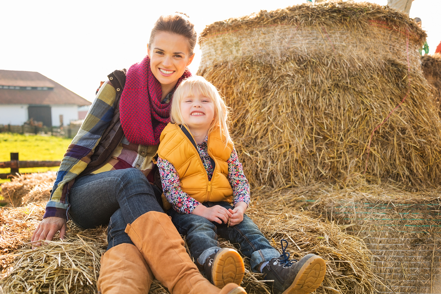 hay rides near me