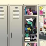 Ideas for locker organizers