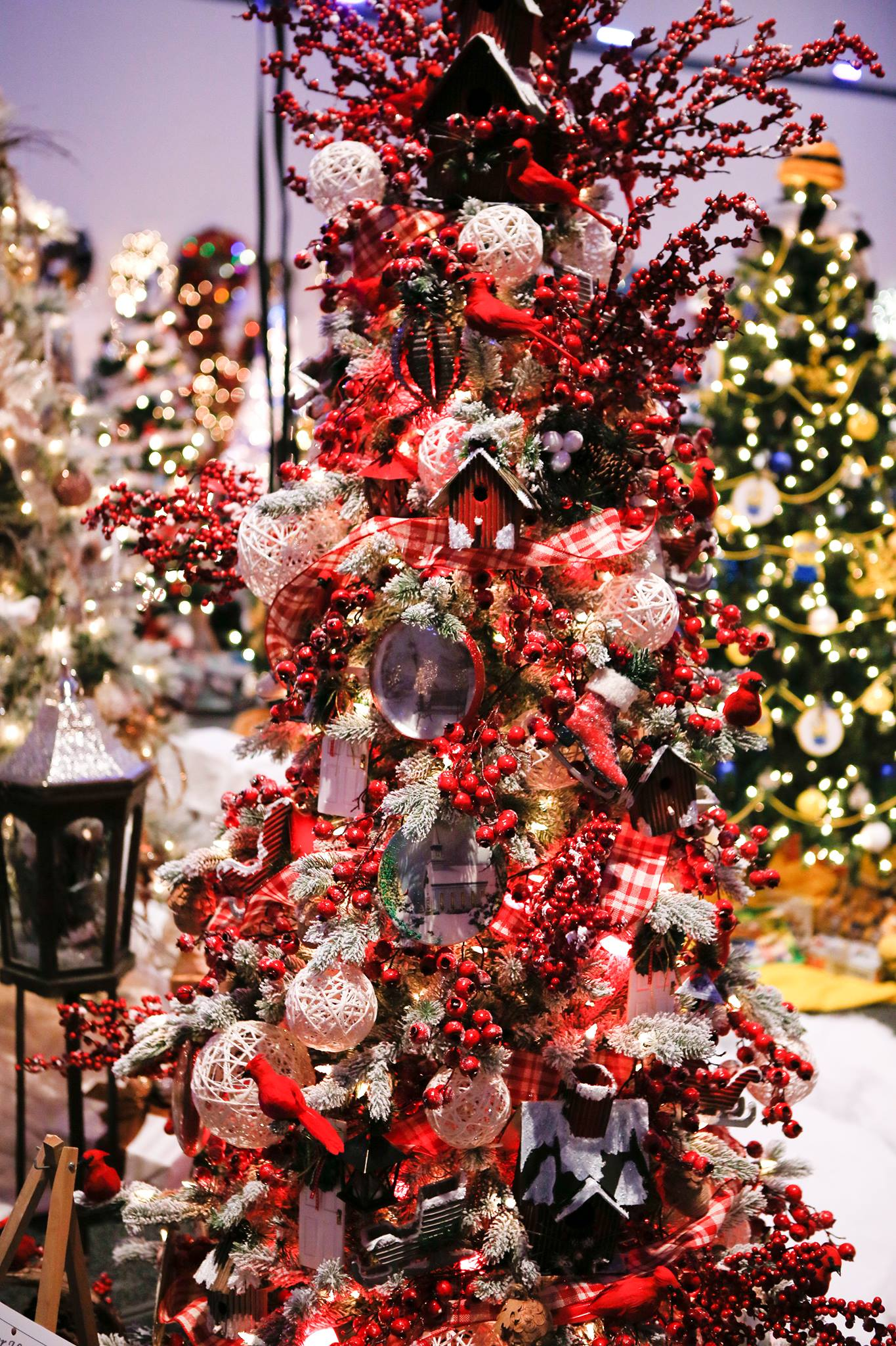 36th Annual Holiday Tree Festival - Northeast Ohio Parent