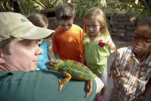 Nature tales story time northeast ohio parent Cleveland home and garden show 2017