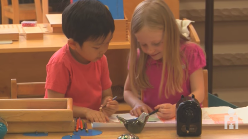 Montessori schools in Ohio