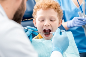 Childrens dentists in Cleveland, Ohio