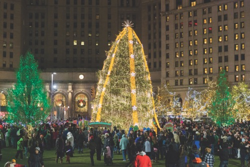 Cleveland Christmas.Holiday Events And Traditions In Greater Cleveland Ohio