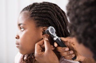 Cleveland Clinic Children's ear infections