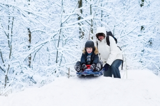 Best places to go sledding in Cleveland, Ohio