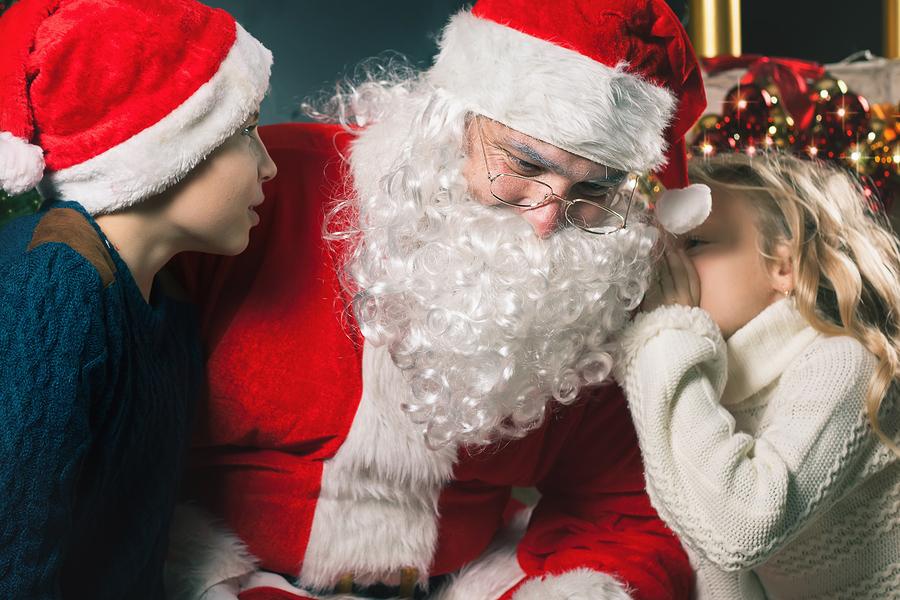 Santa events in Cleveland, Ohio