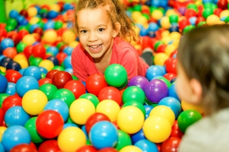 Indoor play places in Cleveland, Ohio