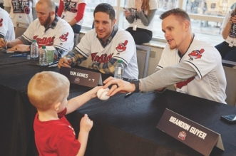 Cleveland Indians Tribe Fest