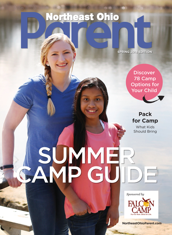 summer camps for kids in ohio
