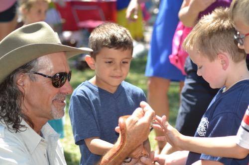 Eton Explorers summer event