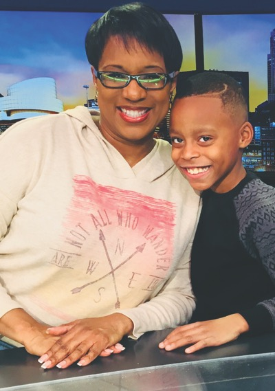 Danita Harris on Being Mom: Cleveland News Anchor Gets Real