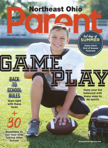 Northeast Ohio Parent magazine