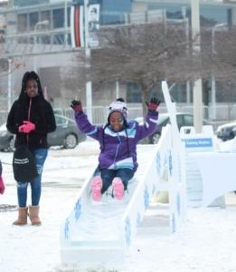 Winter activities in Ohio
