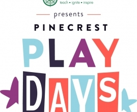 Pinecrest Play Days in Orange Village, Ohio