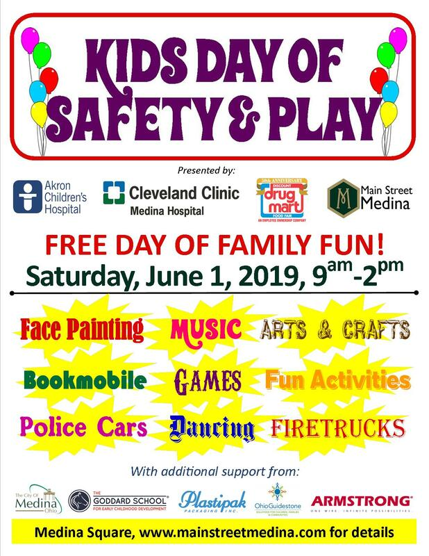 Kids Day Of Safety Play Northeast Ohio Parent
