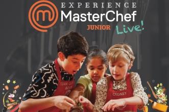 Master Chef Junior Live