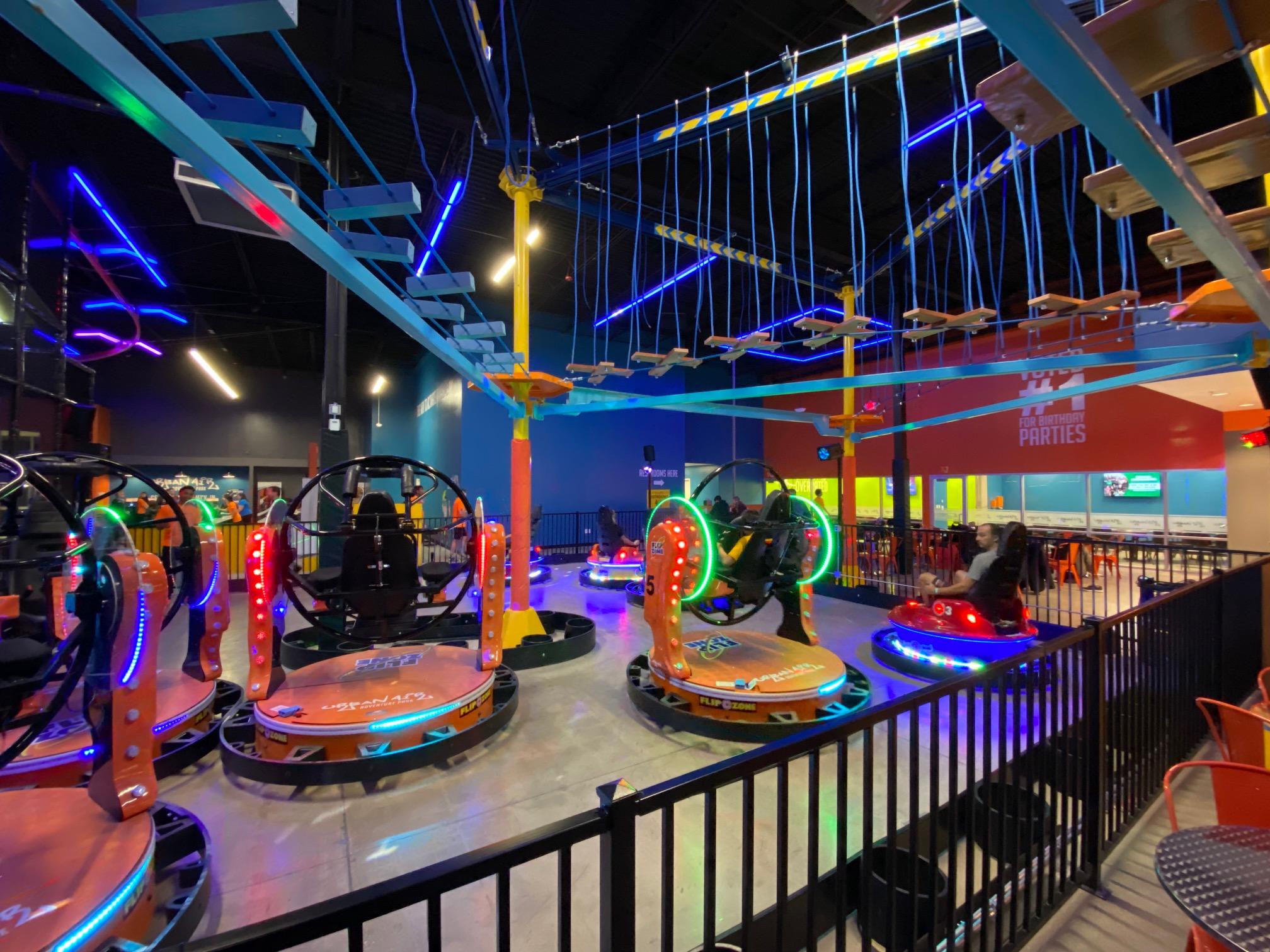 Urban Air Adventure Park Opens In Akron Northeast Ohio Parent